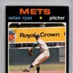 Nolan Ryan 1971 OPC PSA 10