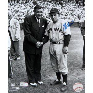 Babe Ruth Yogi Berra