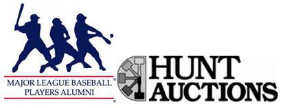Hunt Auctions-MLBPAA