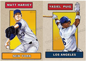Brian Kong Puig Harvey cards