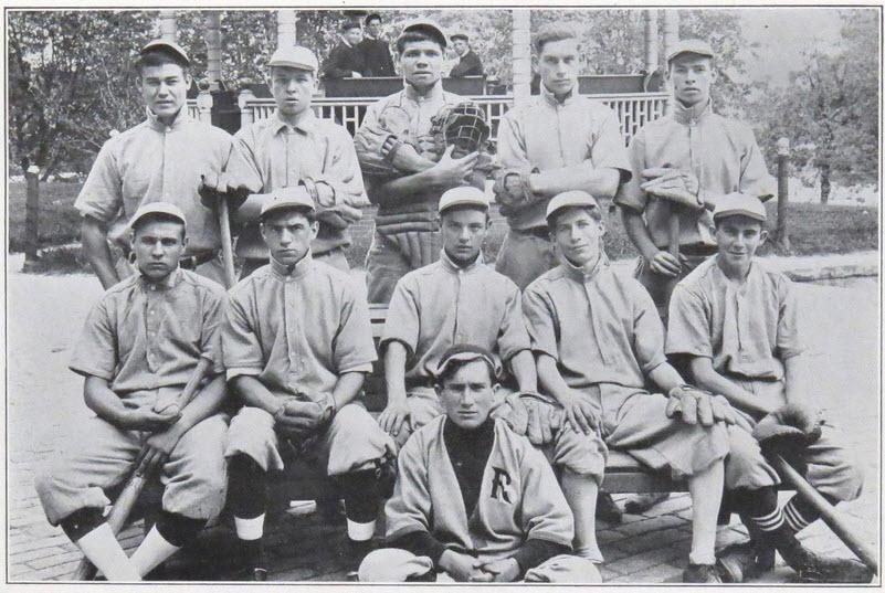 1914 St. Mary's Babe Ruth