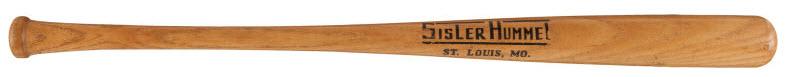 1951 Eddie Gaedel game bat St. Louis Browns