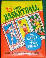 1980-81 Topps pack