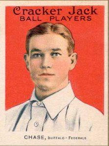 Hal Chase 1915 Cracker Jack