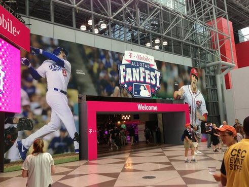 FanFest lobby