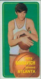1970-71 Topps Pete Maravich