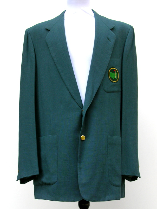 Masters Jacket 1934 Horton Smith