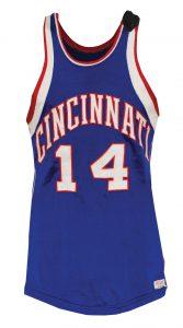 Cincinnati Royals jersey Oscar Robertson
