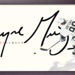 Wayne Gretzky Upper Deck autograph The Show