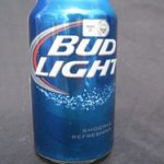 Celebratory Bud Light can Lincecum no hitter