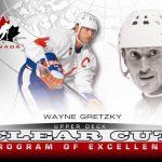 Wayne Gretzky Upper Deck 2013 Program of Excellence