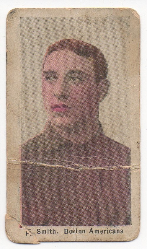 Frank Smith M116 Boston version