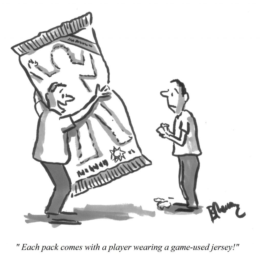 Andy Broome cartoon