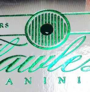 Panini Emerald Flawless