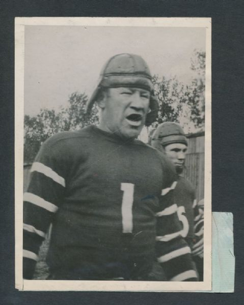 Rock Island Independents Jim Thorpe 1924