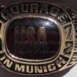 1972 US Olytmpic basketball ring