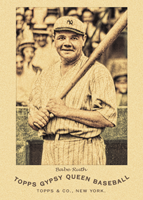 Babe Ruth 2014 Topps Gypsy Queen