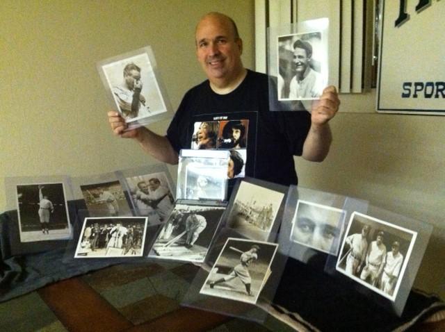 Jimmy Catanzaro Lou Gehrig photos