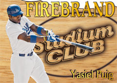 Archives 2014 Yasiel Puig Firebrand