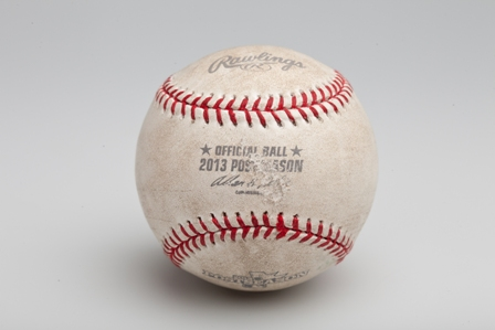 2013 ALCS Shane Victorino grand slam ball