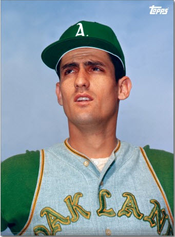 Rollie Fingers Topps photo