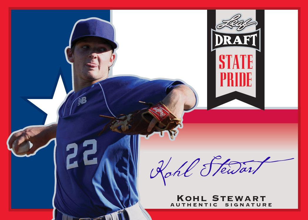 Kohl Stewart State Pride