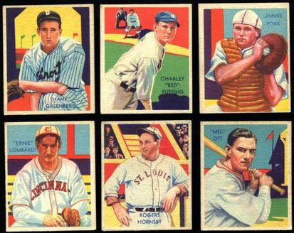 1934-36 Diamond Stars