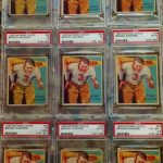 Bronko Nagurski cards from Heaney colleciton