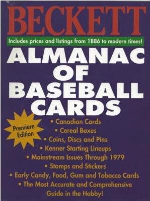 1996 Beckett Almanac