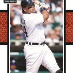 Miguel Cabrera 2014 Donruss baseball base card