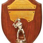 Mickey Mantle trophy Joplin 1950