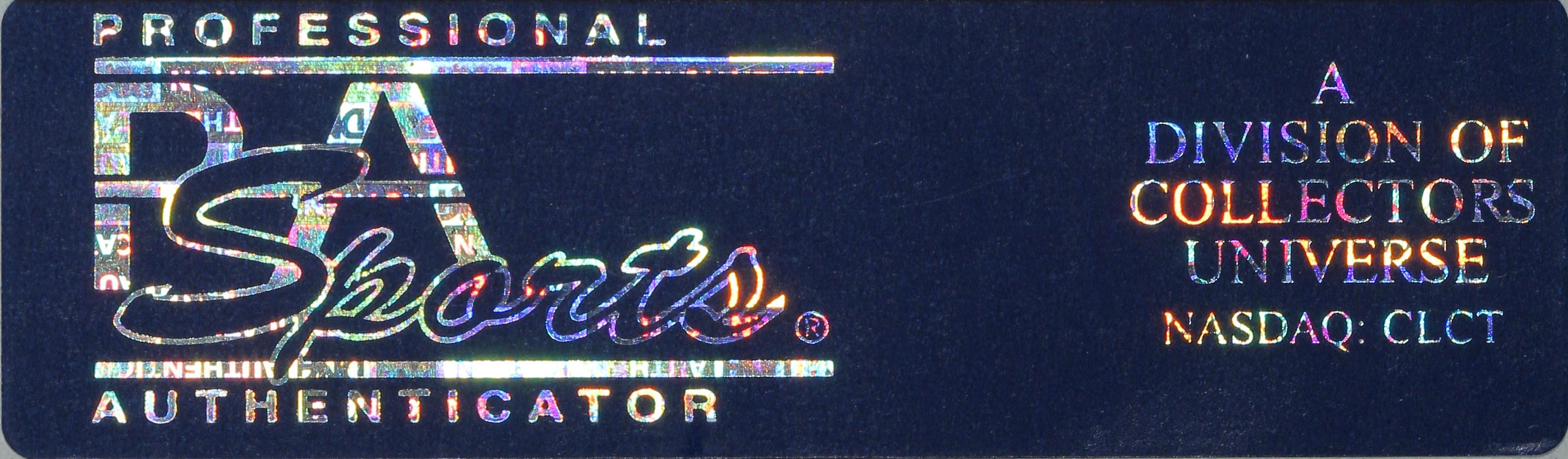 New Hologram Label