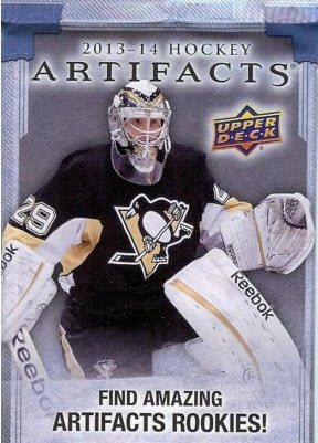 Artifacts pack 2013-14