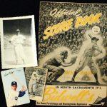 Earl Rapp PCL cards photos