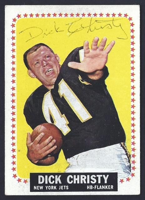 Dick Christy 1964 Topps