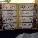 Michael Jordan 16 autographs Exquisite basketball