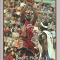 2003-04 Topps Chrome Rookie Refractor LeBron James