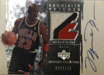 Michael Jordan Limited Logo patch