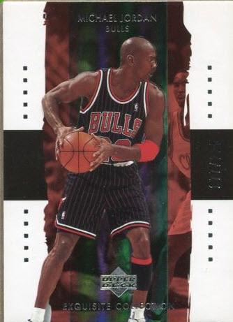 Exquisite Michael Jordan 2003-04