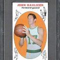 PSA 10 1969-70 John Havlicek Topps