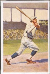 Babe Ruth 1933 Sanella