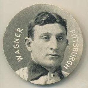 1909 Colgan's Honus Wagner