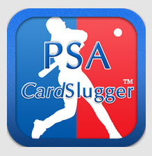 Card Slugger App PSA