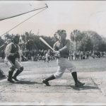 1934 Lou Gehrig spring training St. Petersbuirg FL