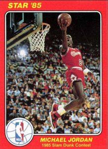 Slam Dunk Michael Jordan