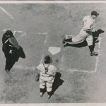 Lou Gehrig photo 1936 All Star Game home run