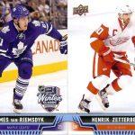 Upper Deck 2014 Winter Classic hockey cards