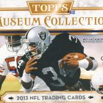2013 Museum Collection football box