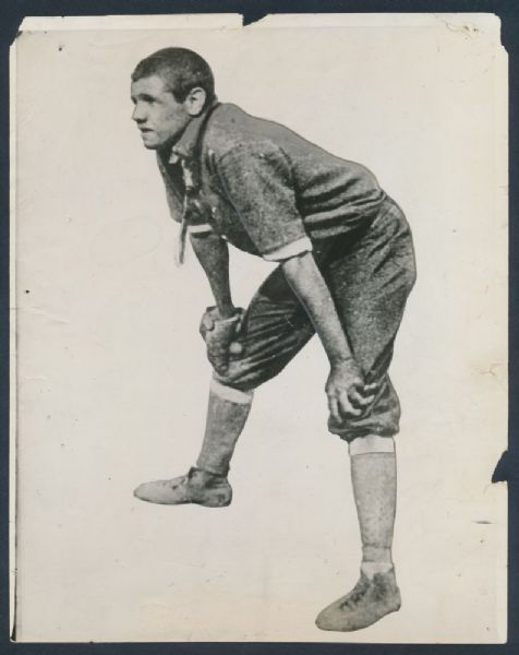 Early Babe Ruth photograph