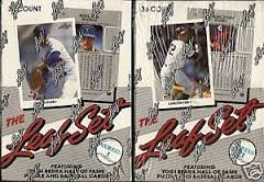 Leaf 1990 unopened boxes Series I and II